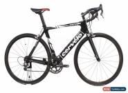 USED 2008 Cervelo SLC-SL 56cm Carbon Fiber Road Bike Chorus Reynolds 16lbs for Sale