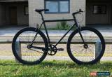 Classic  TEMAN Brand new Single Speed Fixed Gear fixie Road Bike Flip Flop hub bicycles for Sale
