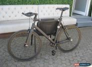 Aviation Grade aluminium single speed fixed gear-bike- RRP-649.99 - 56cm for Sale