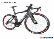 Costelo full carbon complete Road bike frameset wheels bicycle shimano groupset for Sale