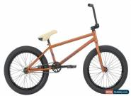 "2018 PREMIUM DUO 20.5 COPPER COMPLETE BMX BIKE 20.5"" BIKES  for Sale"