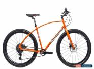 2017 Van Dessel Whiskey Tango Foxtrot Gravel Road Bike 56cm 650b SRAM GX1 11s for Sale