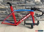 RSL Trek Madone 9 Project One Viper Red 56cm H1 700 OCLV Carbon Frame Set for Sale