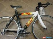 NOS QUINTANA ROO  CALIENTE TRI-BIKE, 51CM FSA SHIMANO, VISION,  LIST $3000! for Sale