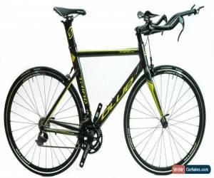 Classic BLUE Triad AL 48.5cm Alloy Time Trial Triathlon Bike Shimano 105 2x11 Speed NEW for Sale