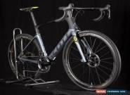 Barely Used 2018 Scott Foil Premium Carbon Dura-Ace Di2 Size XL Zipp Wheels! for Sale