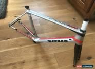 Vitus Vitesse Evo Carbon road bike frameset Disc for Sale