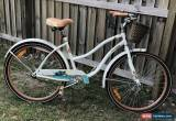 Classic Womens Bike with Basket for Sale