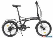 HASA Folding foldable Bike Shimano 18 Speed Black for Sale