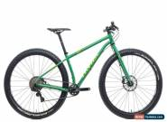 2015 Niner ROS 9 Plus Mountain Bike Medium Steel SRAM GX 11s Stan's NoTubes Hugo for Sale