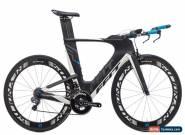 2017 Felt IA 10 Time Trial Bike 56cm Carbon Shimano Ultegra Di2 Reynolds Strike for Sale