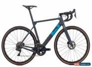2018 3T Exploro Team Gravel Road Bike Large Carbon Shimano Dura-Ace Di2 11s for Sale