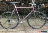 Classic Vintage Roy Swinnerton George Longstaff Built Reynolds 531c 59cm Bicycle Bike for Sale