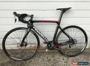 PINARELO GAN DISC T600 2016 53cm Carbon Road Bike for Sale