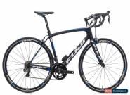 2014 Fuji Gran Fondo 1.3 Road Bike 53cm Medium Carbon Shimano Ultegra Di2 11s for Sale