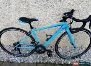 2018 Cube Axial WS Womens Road Bike (Aqua Blue) (43cm) for Sale