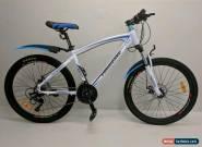 Pedalease Estar MTB Mountain bike -suspension lock disc brake 24 speed mudguards for Sale