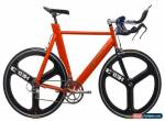 Tiemeyer Cycles TT Triathlon Bike X-Large Alloy Campagnolo Chorus 10s Hed 3 for Sale