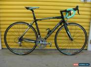 ROADBIKE BIANCHI NIRONE 7.CARBON/ALLOY FRAME.105 GROUP.ITALIAN RACING MACHINE.53 for Sale