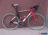 BMC SL01 Carbon Fiber Road Bicycle 10S Ultegra 54CM for Sale