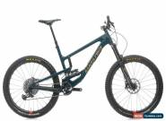 "2018 Santa Cruz Nomad 4 CC X-Large 27.5"" Carbon SRAM X01 Eagle SC Reserve for Sale"