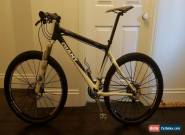 giant xtc C0 carbon mountain bike size medium for Sale