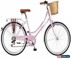 "Classic 2018 Viking Belgravia Ladies Traditional 26"" Wheel 6 Speed Bike 18"" Pink for Sale"