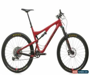 "Classic 2018 Santa Cruz 5010 2.1 CC Mountain Bike X-Large 27.5"" Carbon SRAM X01 Eagle for Sale"