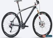 2013 CUBE Elite Super HPC Mountain Bike 18in Carbon Fibre Shimano Deore XT new for Sale