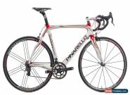 2009 Pinarello Dogma 60.1 Road Bike 56cm Carbon Campagnolo Super Record 11s for Sale