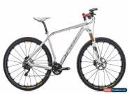 "2012 Orbea Alma Mountain Bike Large 29"" Carbon Shimano XT Fox Mavic Crossmax for Sale"