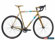 2014 Speedvagen VX07 Cyclocross Bike Large Steel SRAM Force Chris King for Sale