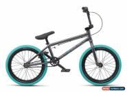 Wethepeople Curse 18 Bike (2019) / Matte Anthracite Grey / 18TT for Sale