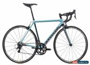 2017 Cannondale SuperSix Evo Road Bike 52cm Carbon Shimano 105 5800 11s Mavic for Sale
