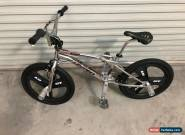 GT DYNO BMX freestyle for Sale