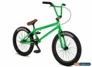 """New 2019 Eastern 20"""" BMX Javelin Bicycle Freestyle Bike 3 Piece Crank Green for Sale"""