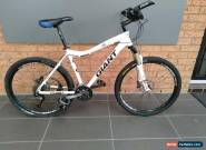Ex Police mountain bike.  Frame size M/L has full SLX Group set and crank. for Sale