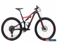 2017 Specialized S-Works Stumpjumper FSR Mountain Bike Small Carbon SRAM XX1 12s for Sale