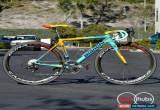 Classic Bianchi Pantani 20th Anniversary Specialissima CV Complete Bike - 50cm for Sale