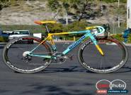Bianchi Pantani 20th Anniversary Specialissima CV Complete Bike - 50cm for Sale