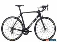 2012 Scott Foil 20 Road Bike X-Large 58cm Carbon Shimano Ultegra 6700 10 Speed for Sale