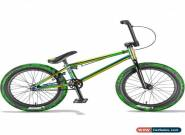"Mafiabike Madmain 18"" Complete BMX - Green Fuel for Sale"