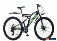 "Bronx Bolt Gents 18"" Dual Suspension 26"" Wheel Mountain Bike for Sale"