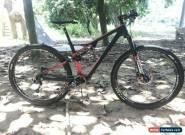 Suspension Bicycle+Mountain Carbon Complete Men Bike+166-175cm Frame+Disc Brake for Sale