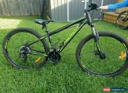 Merida Big Seven mountain bike size small adult (7 months old) for Sale