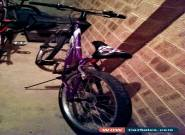 Crane Montana Women's Mountain Bicycle / 26'' / Purple / Light / Good condition for Sale