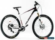 "KHS SixFifty Team 17"" Medium 650B / 27.5"" Carbon Hardtail MTB Bike SRAM 11s NEW for Sale"