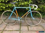 Vintage 1974 Harry Quinn 56cm Reynolds 531 59cm Track Bicycle Bike Orig Paint for Sale