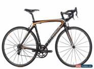 2010 Orbea Orca Road Bike 54cm Carbon Campagnolo Record 11s Mavic Ksyrium SL for Sale