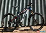 Saracen Kili Flyer X Carbon Enduro Mountain Bike (FOX, Shimano, Schwalbe & More) for Sale